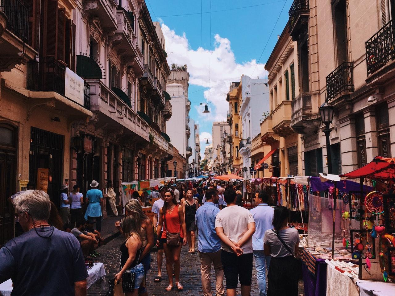 Montevidéo e Buenos Aires (6 dias)