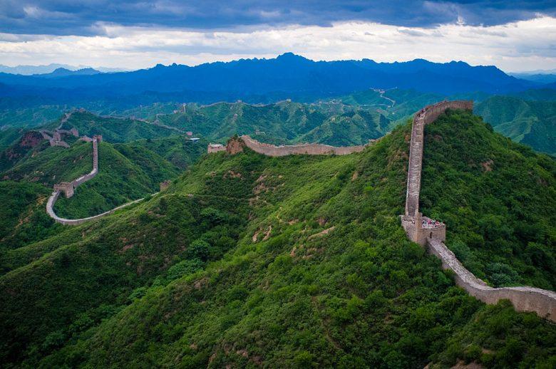 Viagem à Muralha da China