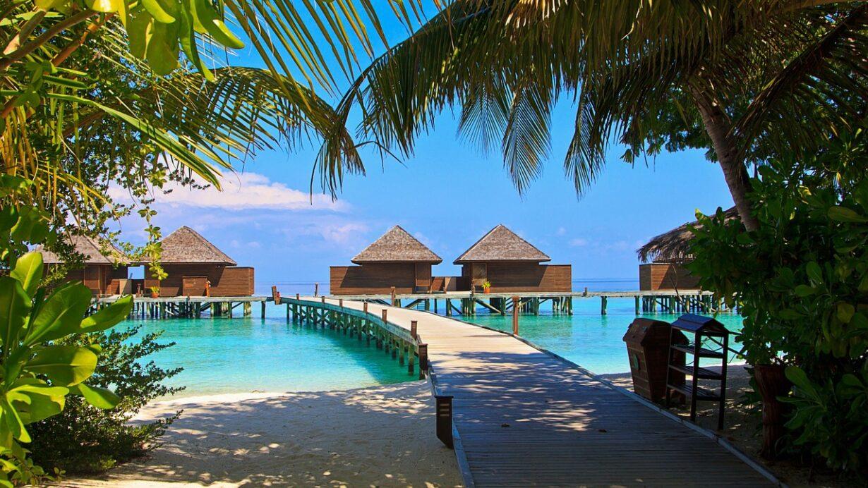 melhores restaurantes nas Ilhas Maldivas